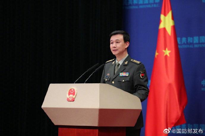 国防部:坚决反对美方在亚太部署陆基中导