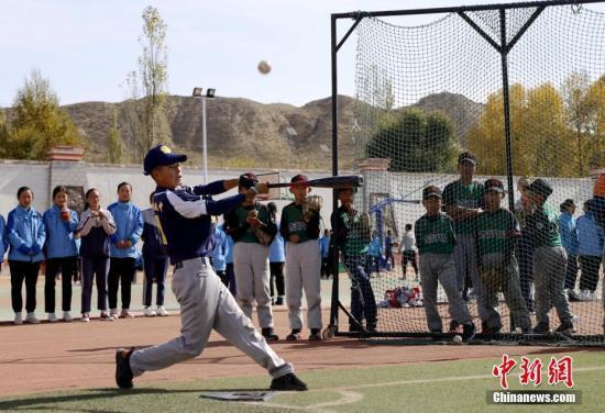 中国棒球人口4100万参与者850万 包括你在内吗?