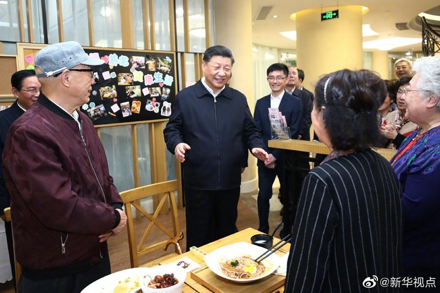 习近平:中国的民主是一种全过程的民主