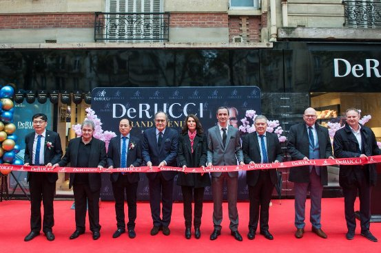慕思法国首家旗舰店隆重年夜停业,全球化构造再下一城
