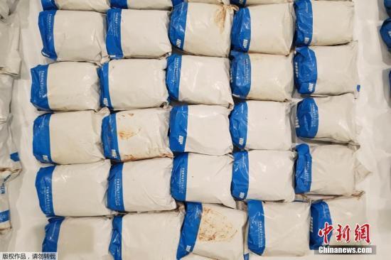 芬太尼假药大量分销北美 或产生致命威胁