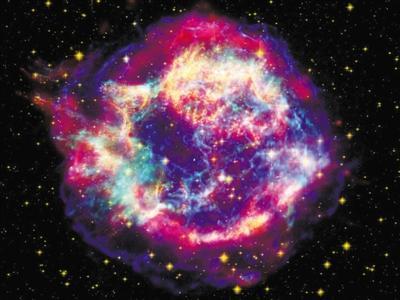 超新星遗迹:让小麦哲伦星系成为实验室