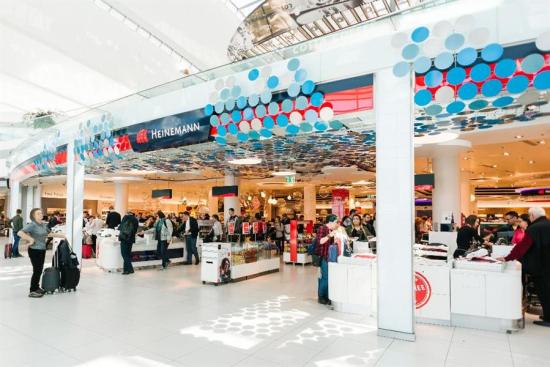 布达佩斯李斯特国际机场提供多种中国支付平台