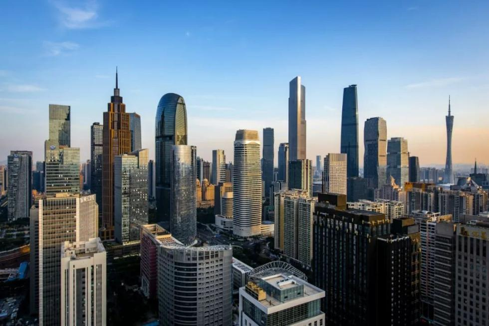 全球化的广州故事
