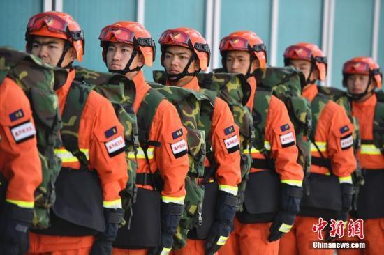 国家综合性消防救援队组建一年完成120多万起救援任务