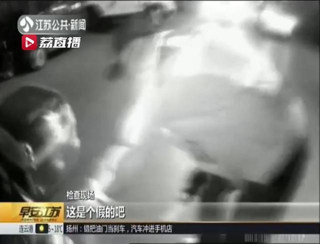 假的太离谱!泰州一位骑手竟用纸造假号牌被查 警察深查下去吓一跳
