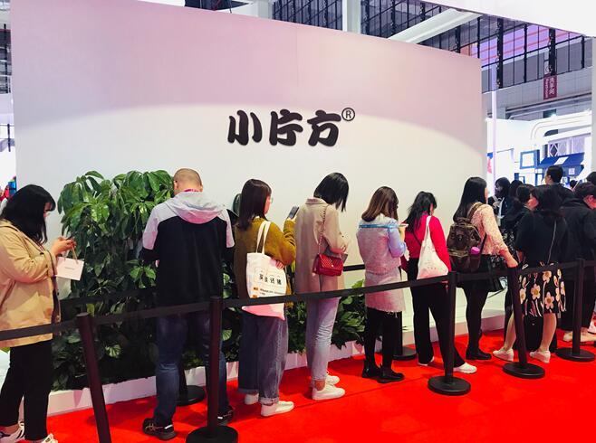 2019第二届上海进博会日本小片方表现抢眼 声波破壁暴汗足汤引关注