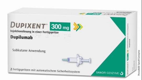 首个特应性皮炎靶向药物Dupixent?,已惠及全球6万多患者