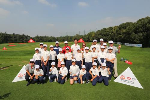 梦想照进现实,汇丰助力高尔夫在华蓬勃发展
