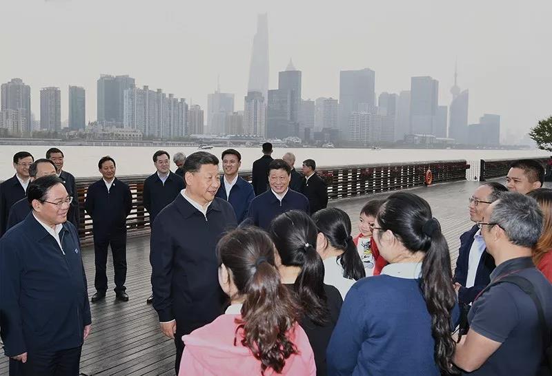 遇见习近平,他们这样讲述上海故事