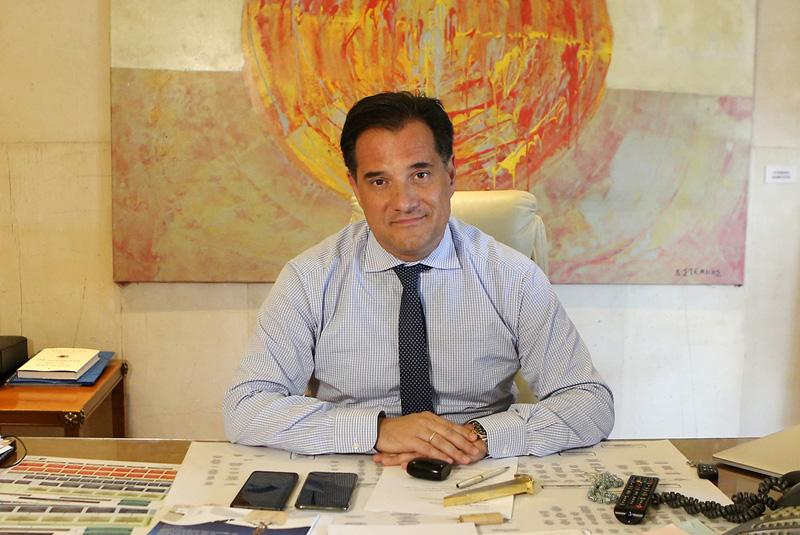 专访:乐见希中关系更加紧密——访希腊发展和投资部部长乔治亚季斯