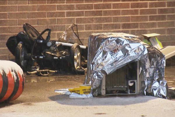 空调从8楼坠落,加拿大母亲亲眼目睹两岁女儿被砸死