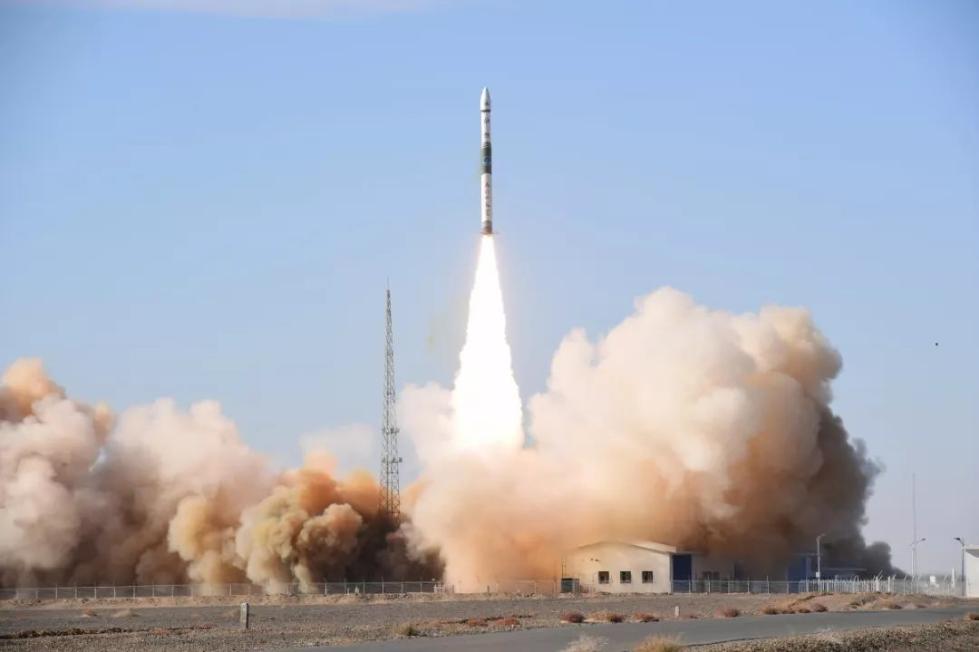 新纪录!3小时内,两枚火箭相继飞天!
