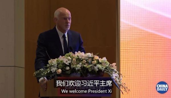 【中国那些事儿】希腊政要点赞习主席来访:中希合作步子越迈越大