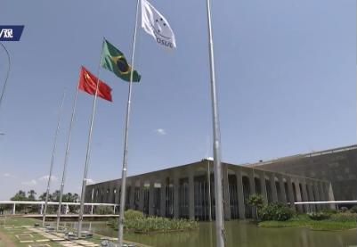 习近平同巴西总统会谈