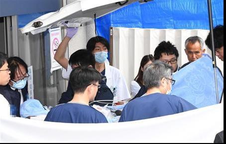 日本京阿尼纵火案嫌犯转院 康复后将被正式逮捕