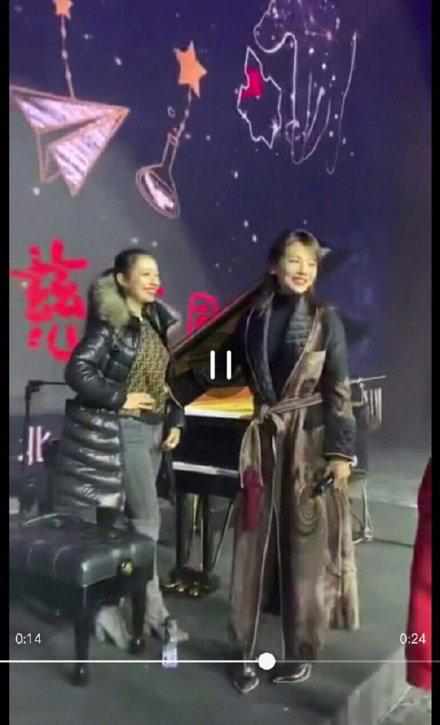 与吉娜互量腰围 刘涛发出惊叹:我减肥也没用