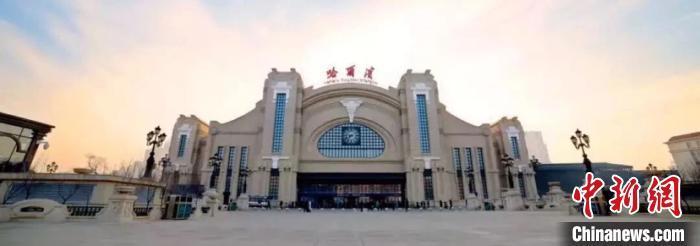 黑龙江省将迎今冬首场暴雪 哈铁增开6对临客助旅客出行