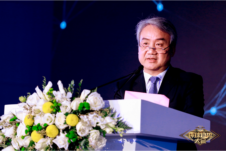 环球网总经理单成彪:更多地着眼于中国与世界的未来发展