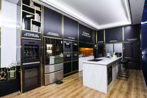 """高端料理""""主动做""""?卡萨帝高端智慧厨房N个场景提供主动服务"""