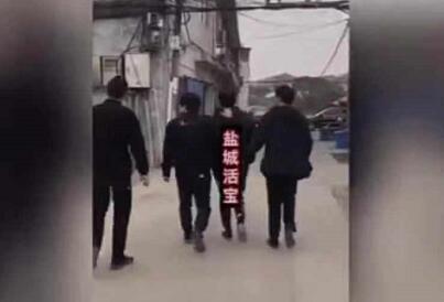 网友发布唐山地震不当言论被网警抓获