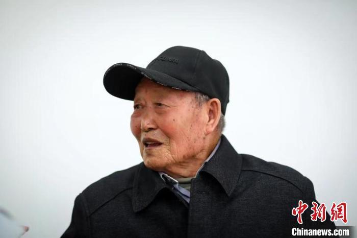 南京大屠杀幸存者岑洪桂:日子从苦到甜 但苦难都要记得