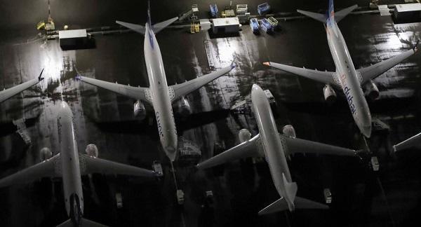 133架737客机装缺陷组件 FAA拟对波音处390万美元罚款