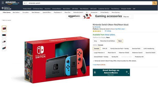"""""""黑五""""网购游戏机,结果亚马逊发错货:寄了电池、避孕套还有狗粮......"""