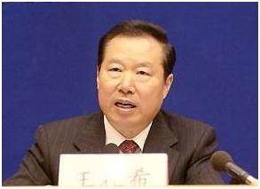王在希:国务院台办原副主任