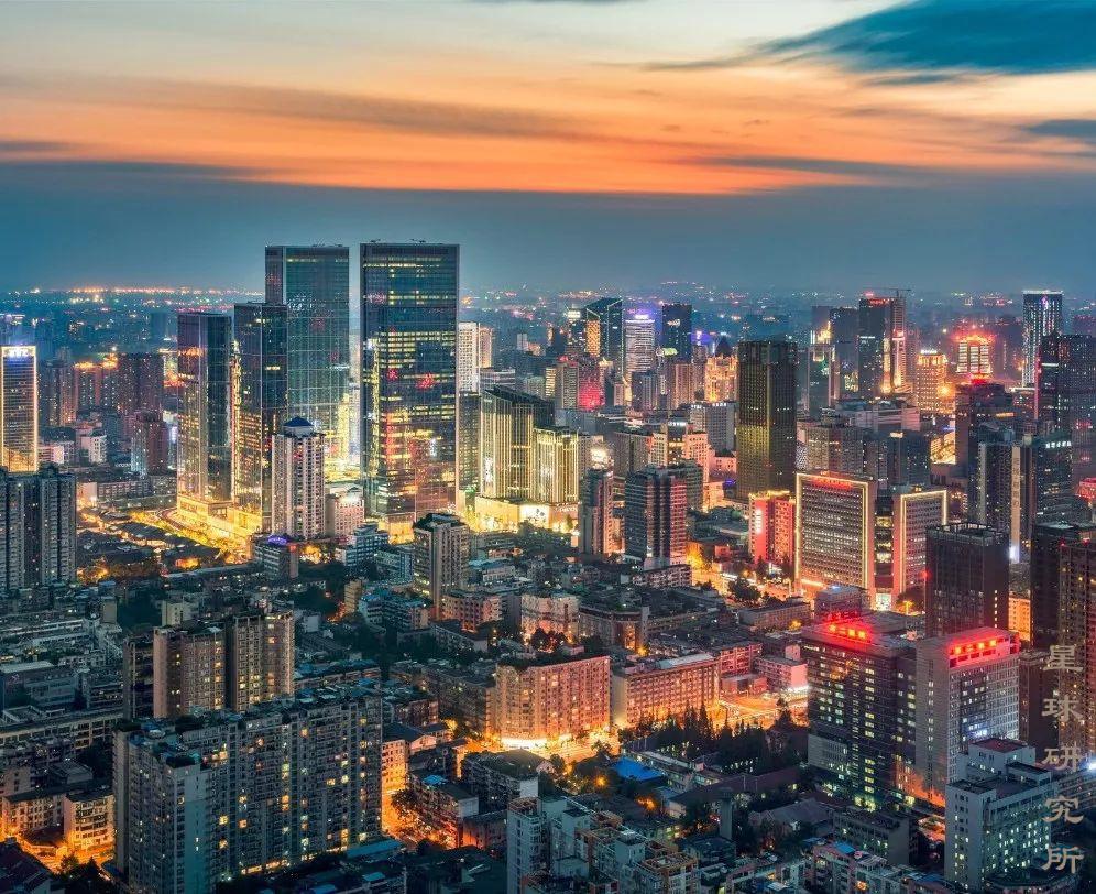 机会之城:成都新经济的机遇与探索