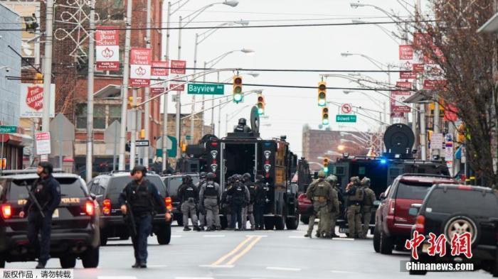 新泽西枪击案属于仇恨犯罪?美政府公布遇难者身份