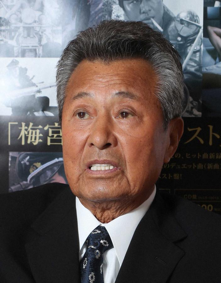日本演员梅宫辰夫病逝:哈尔滨出生 系高仓健后辈