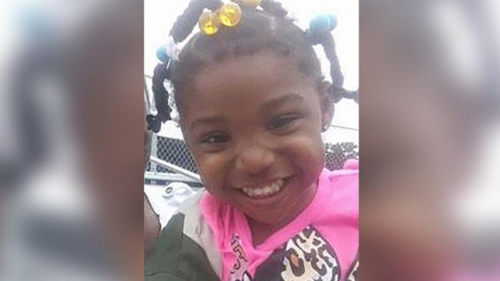 美3岁女童被绑架10天致死 生前被迫摄入冰毒和镇静剂