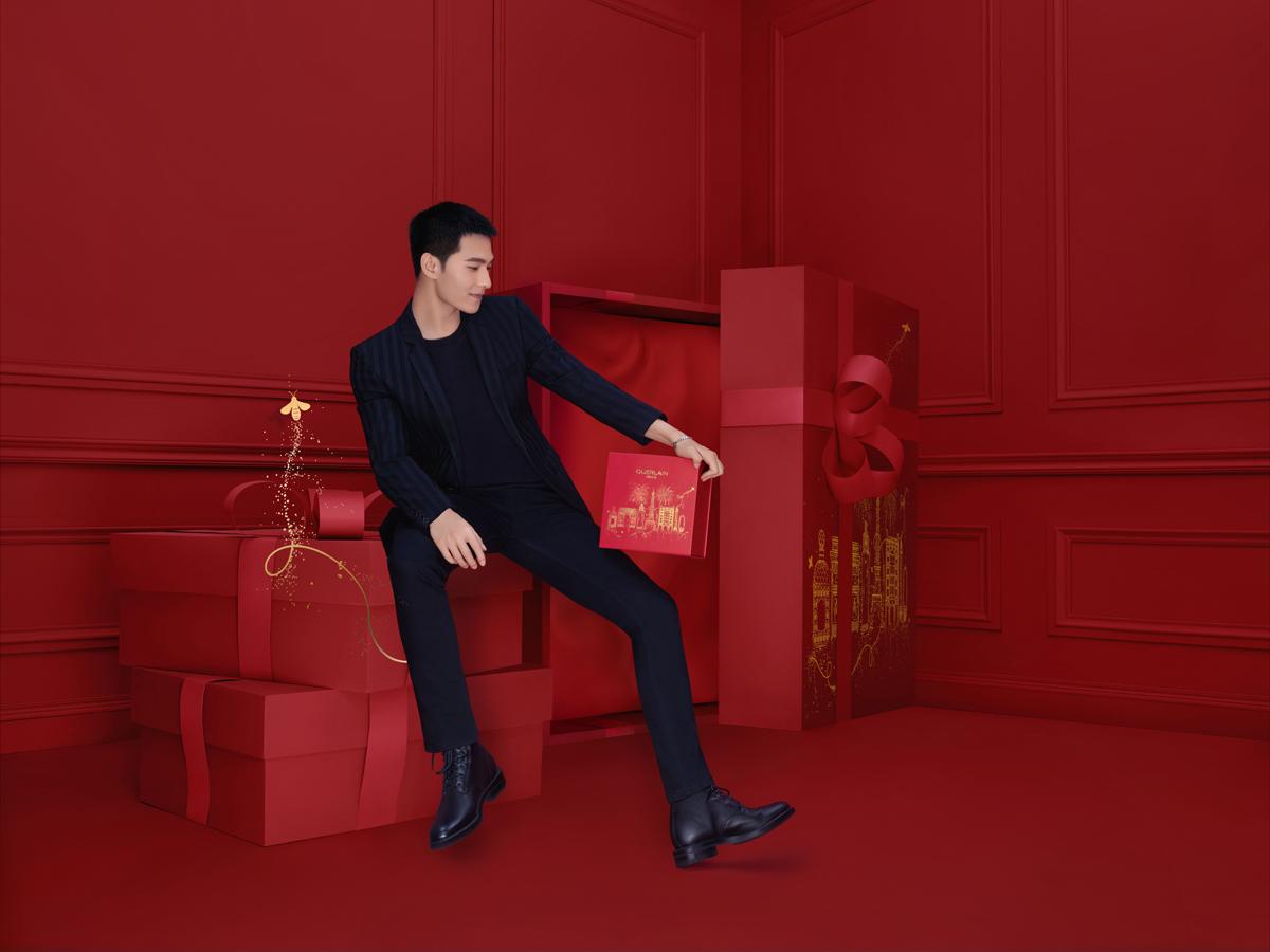 法国娇兰携手杨洋献礼新年缤纷娇颜礼盒,点亮佳节精彩时分