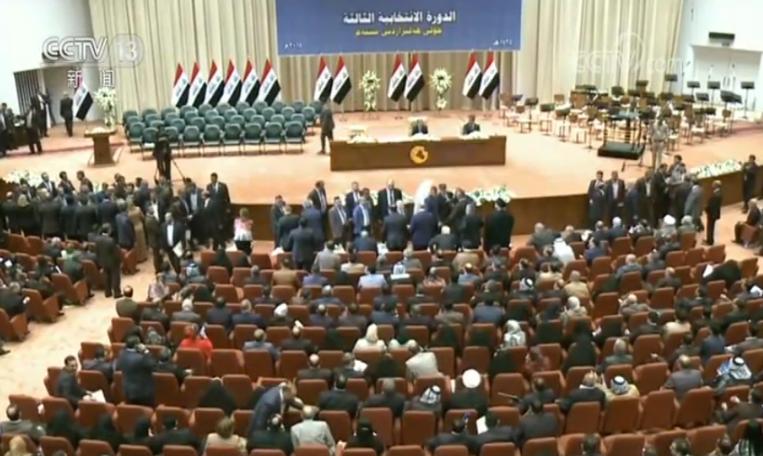 联合国安理会支持伊拉克广泛对话