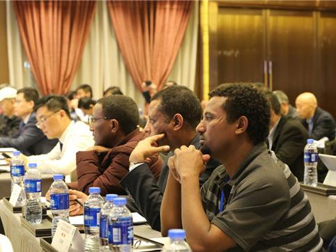 中国-埃塞俄比亚可持续投资高层对话会在京举行