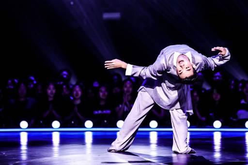 《舞蹈风暴》总决赛本周六打响 胡沈员如何以柔克刚?