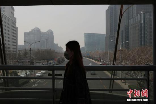 南方地区有持续性阴雨 华北中南部黄淮汾渭等地有霾