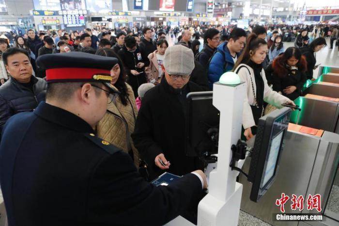 国铁集团:春运火车票开售以来已售出车票超1亿张