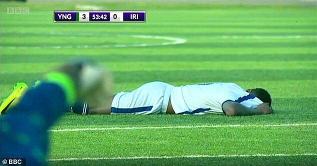 坦桑尼亚足球赛,多名球员离奇倒地,原因居然是.....