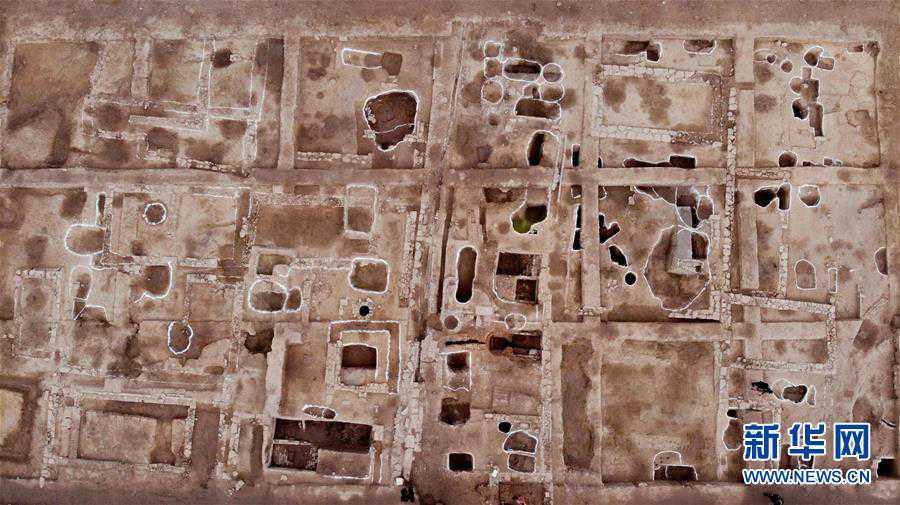 安徽发现大面积明清时期酿酒作坊遗址
