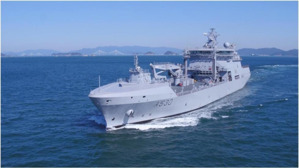 挪威海军最大军舰被禁止出海 维护不周致安全隐患