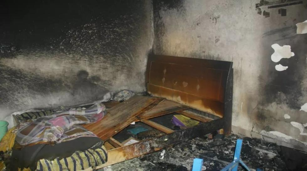 痛心!福建安溪一7岁男童独自反锁家中,房间起火不幸身亡……