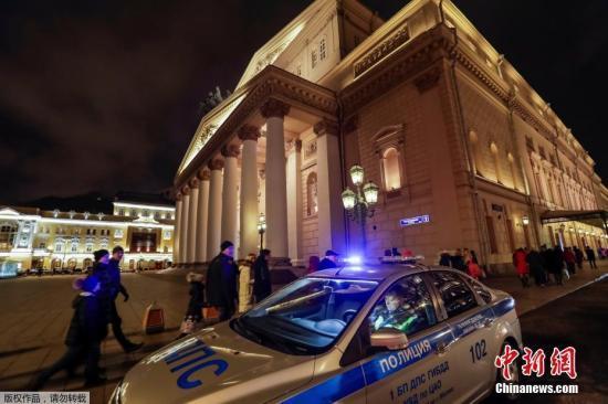 平安夜诈弹!莫斯科49处场所因炸弹威胁疏散超2万人