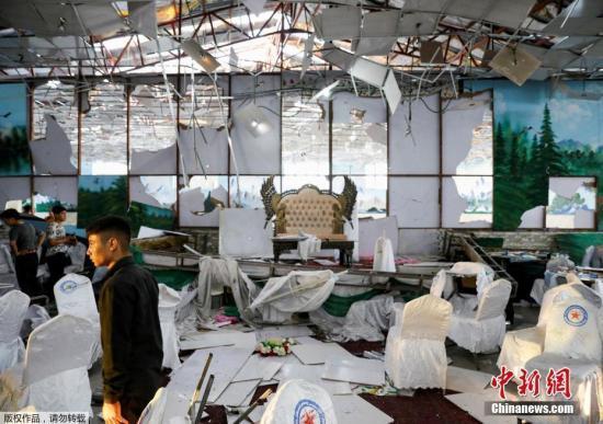 内战何时休?联合国:阿富汗10年内战带来逾10万伤亡