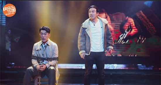 《声临其境3》王耀庆潘斌龙上演绑架戏