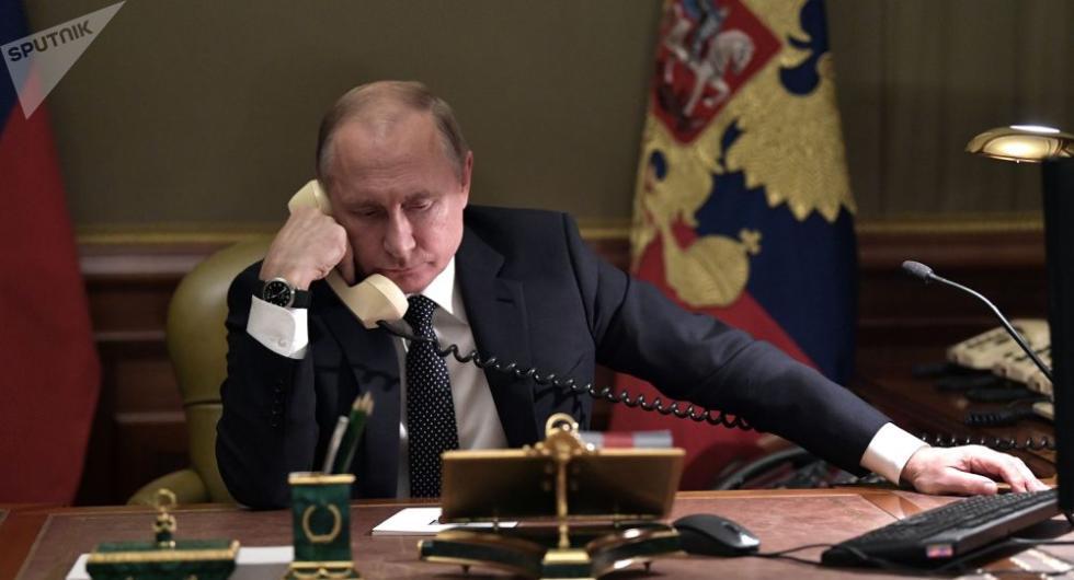 泽连斯基与普京通话互致新年祝福,对于最敏感问题这么说