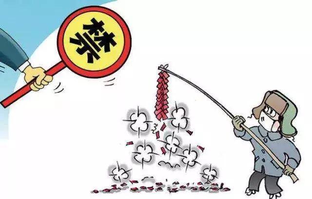 最高罚10万!这些地方禁燃禁售禁存!春节杭州烟花爆竹销售燃放这样规定!