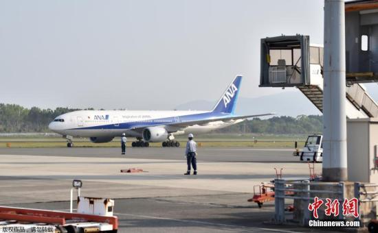 全日空航班起飞前乘务员体内检出酒精 致4趟航班延误