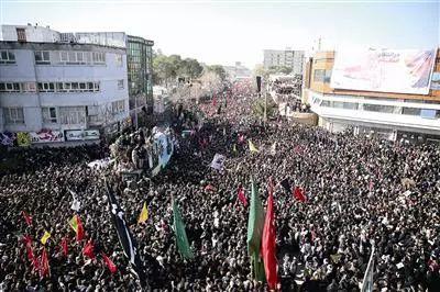 在伊朗湖南人讲述:炸美军基地当天,很多人排队去加油